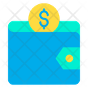Dollar wallet Icon