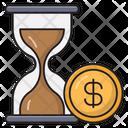 Dollar Watch Icon