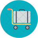Dolly Hand Trolley Icon