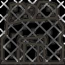 Dolmen Culture Primitive Icon