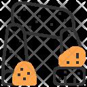 Dolmen Primitive Monumnet Icon