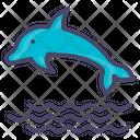 Marine Swim Sea Icon