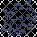 Animal Sea Ocean Icon