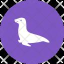 Dolphin Sea Dog Icon