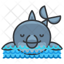 Dolphin Animal Icon