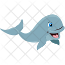 Dolphin Mammal Animal Icon
