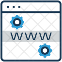 Domain Web Url Icon