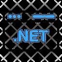 Link Web Seo Icon