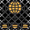 Domain Forwarding Name Icon