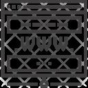 Domain Web Www Icon