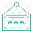 Domain Browser Website Icon