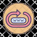 Domain Authority Domain Www Icon