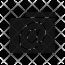 Domain Folder Data Icon