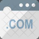 Domain Name Registration Domain Name Space Domain Name System Icon