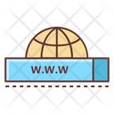 Domain Regisration Icon