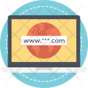 Domain Registration Icon