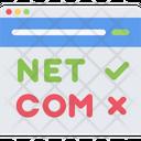 Domain Registration Domain Website Icon