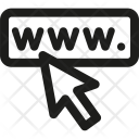 Domain, Registration Icon
