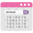 Domain Search Icon