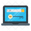Domain Security Key Icon