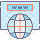 Mdomain Registration Domaon Registration Domain Icon