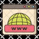 Domaon Registration Icon