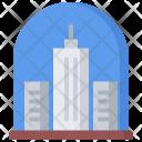 Dome City Building Icon