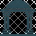 Dome Building Icon