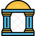 Dome Building Icon