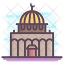 Dome Of The Rock Icon