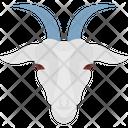 Domestic Goat Icon