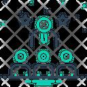 Dominant Assertive Commanding Icon