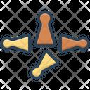 Dominant Game Ludo Icon