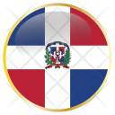 Dominican Republic National Icon