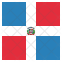 Dominican Republic Country Icon