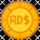 Dominican Peso Icon