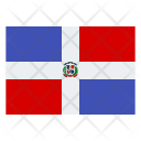 Dominican republic Icon