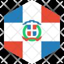 Dominican republic Icon
