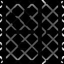 Domino Dice Icon