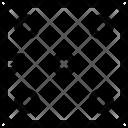Domino Game Gambling Icon