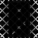Domino Piece Element Icon