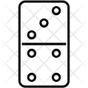 Domino Bet Game Icon