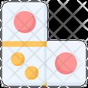 Domino Game Entertainment Icon
