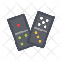 Domino Play Relax Icon