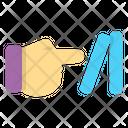 Domino Effect Icon