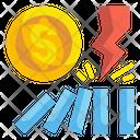 Domino Money Icon
