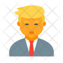 Donald Trump Avatar Icon
