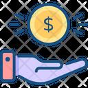 Estate Loan Money Icon