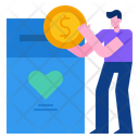 Donate Donation Charity Icon
