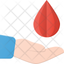 Donate Blood Icon